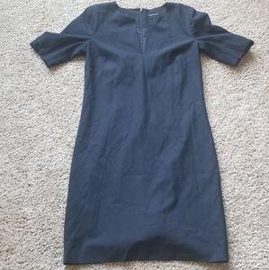Ann Taylor Size 0 Black Dress